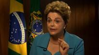 Dilma Rousseff: I'll be sad if I miss the Olympics