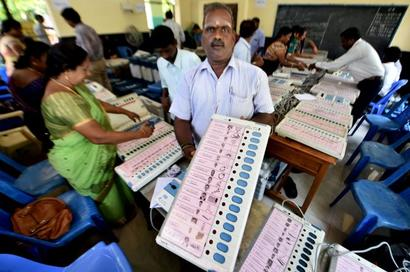 All eyes on Election Commission in RK Nagar bypoll