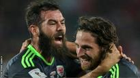 Joe Allen: Wales and Stoke midfielder ruled out of Georgia game