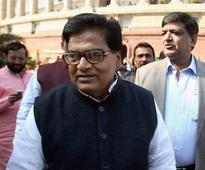 Now Ram Gopal Yadav meets CEC to claim 'cycle'
