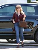 Celebrity Sightings: Heidi Klum, Reese Witherspoon, Jennifer Garner...