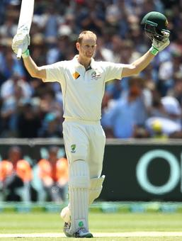This Australian retires with batting average second only to Bradman