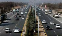 Only one of four phases of Islamabad Expressway completed so far