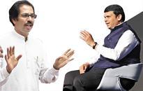 BJP-Sena rift dominates politics in Maha