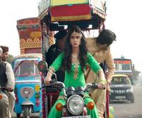Revealed! First look of Diana Penty in `Happy Bhag Jayegi`