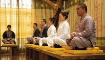 Shaolin Temple opens meditation hall in Beijing