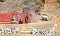 Indo-Nepal joint military exercise ends
