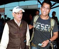 What made Mahindra Singh Dhoni's father moist-eyed...