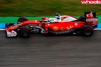 Red Bull suffering 35kW deficit to Mercedes-Benz in Formula One