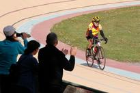 104-year-old cyclist named world's greatest centenarian athlete