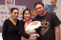 Zulekha wins praise as 'most premature baby' survives