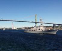US Navy destroyer commander shares his thoughts on Canadian-led Cutlass Fury