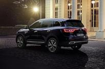 Upmarket Renault Koleos Initiale Paris revealed