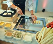 Speilberg's chef reveals secret of Cannes kitchen tech