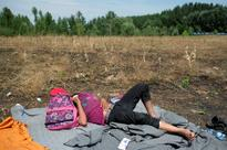 Migrants on Serbia-Hungary border go on hunger strike, want to enter EU