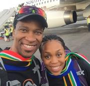 Letshego Zulu's touching note on coping after Gugu's death