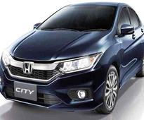 2017 Honda City Facelift Receives Over 25,000 Bookings