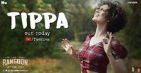 Watch: Kangna Ranaut grooving in a train in Rangoon's latest track 'Tippa'