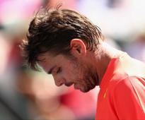 Careless Stanislas Wawrinka Crashes Out of Indian Wells