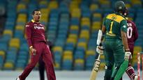 West Indies thrash South Africa to enter tri-series final