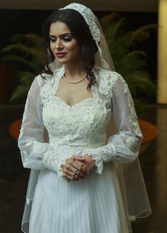 PIX: Aashka Goradia weds Brent Goble