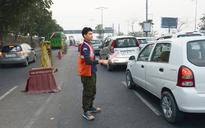 Collecting toll on Delhi's DND flyway a risky business