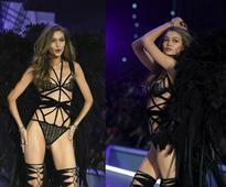 Victoria's Secret Models Kendall Jenner, Bella And Gigi Hadid Meet Lady Gaga: When Angels Cry In Paris [Videos] [Photos]