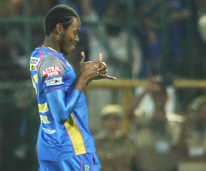 PHOTOS: Gowtham sinks Mumbai Indians with fiery knock