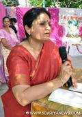 Priya Sethi exhorts youth to refrain from social evils, help build a strong nation