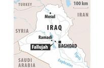 Fight for Falluja begins