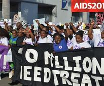 Gains in curbing HIV epidemic could be lost without continued commitment, AIDS 2016 speakers say