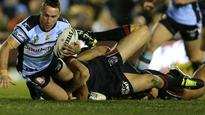Maloney lifts Sharks to golden win