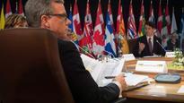 Sask., Man. hold-off as PM announces 'pan-Canadian framework'