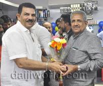 Udupi: Pramod Madhwaraj inaugurates Zak and Sons Super Market