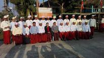 ANP Speakers Selected in Arakan State Parliament