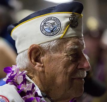 Survivors gather at Pearl Harbour, 75 years later