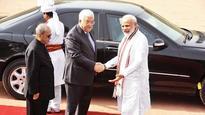 PM Modi's visit: A new script for Middle East
