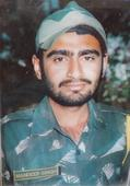 Village road to be named after Machhil martyr Mandeep Singh