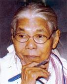 Amal Prova Das Award to Gandhian Champa Bora