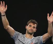 Confident Dimitrov downs Goffin to win Sofia Open