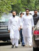 Funeral of Shilpa Shetty's father: Akshay Kumar, Abhishek Bachchan attend