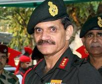 Army chief briefed on Western Command theatre