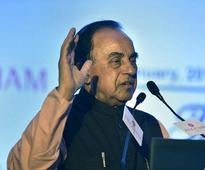 First argue on maintanability: SC tells Swamy in Sunanda Pushkar case