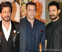 Salman Khan, Shah Rukh Khan, Varun Dhawan  who is the busiest Bollywood actor in 2016?
