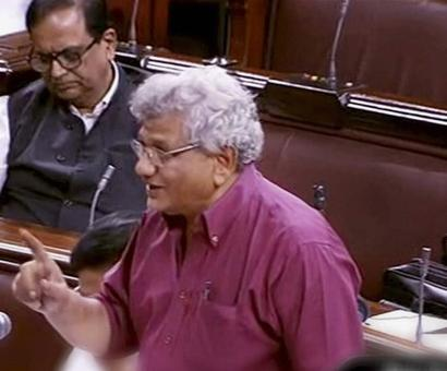 Lyching, farmer issues rock both houses of Parliament