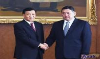 Chinese, Mongolian party leaders meet on closer…