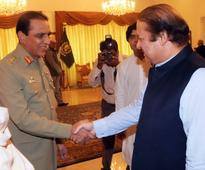 PM meets army chief to discuss new security policy