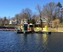 June Update on Mill River Dredging and Dewatering Operations
