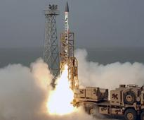 Interceptor missile successfully test-fired