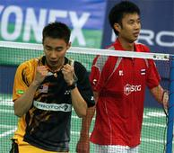 Chong Wei into semis as our pairs go out in Delhi